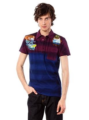 Custo Poloshirt Soho (Mehrfarbig)
