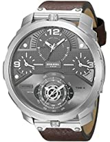 Diesel End-of-Season Machinus Analog Grey Dial Men's Watch - DZ7360