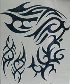 文字と絵「同じタトゥーでも知能指数に差がでる?」