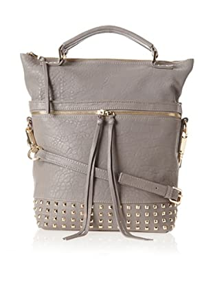 Joelle Hawkens Women's Flash Tall Satchel (Charcoal)
