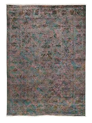 Darya Rugs Ziegler One-of-a-Kind Rug, Brown, 5' 10