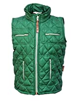Gron Stockholm Boys' Jacket (GW-0311_Green_9-10 Years)