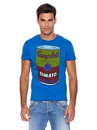 Pepe Jeans London Camiseta Philosophy (Azul)