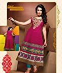 Gorgeous Fuchsia Color Kurti