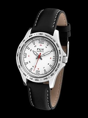 Pertegaz Reloj taquímetro negro