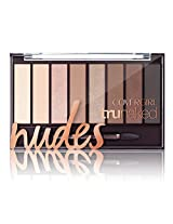 Covergirl Trunaked Eye Shadow Palette - 805 Nudes
