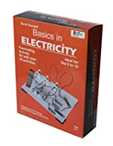 Basics in Electricity . Do It Yourself . DIY . Working Model . Educational Learning Toy . School Project . Physics Science Activity Kit . Gift for Students Kids . DIY . Educational Game.