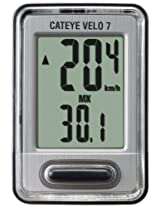 CatEye Velo 7 Bicycle Computer CC-VL520