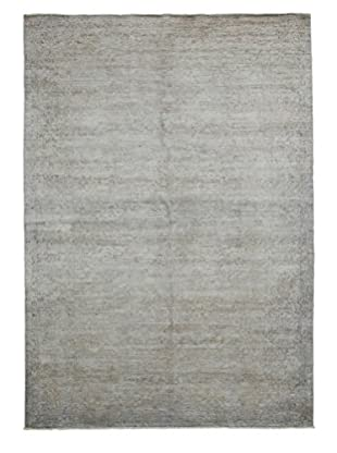 Solo Rugs Ziegler One-of-a-Kind Rug, Blue, 5' 6