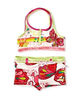 Arena Bikini Lumpy (Blanco / Rosa / Rojo)