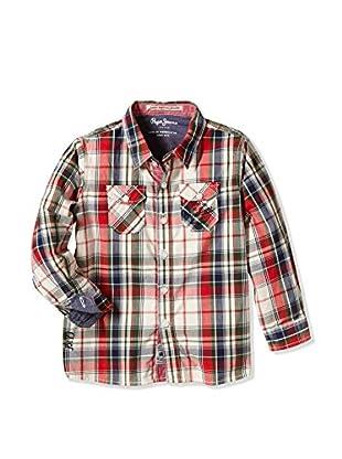 Pepe Jeans London Camisa Niño Sage