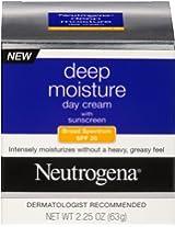 Neutrogena Deep Moisture Day Cream Spf 20, 2.25 Ounce