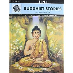 Buddhist Stories: 5 in 1 (Amar Chitra Katha)