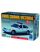 Lindberg 1:25 Scale ford Crown Victoria Police Unmarked