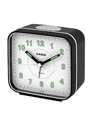 CASIO 10756 TQ-328-1D - Reloj Despertador analógico