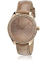 GUESS Little Party Girl Analog Rose Gold Dial Women's Watch - W0161L1