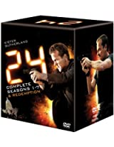 24 Complete Seasons (1 to 7)/Redemption