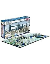 4D CityScape INC London Time Puzzle