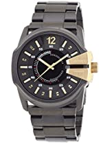 Diesel Analog Black Dial Men's Watch - DZ1209