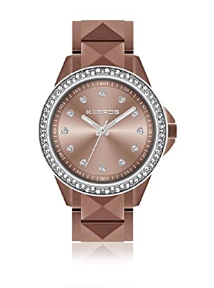 K&Bros  Reloj 9565 (Bronce)