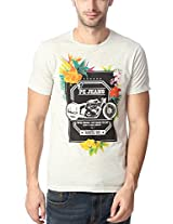 Peter England Men's T-Shirt