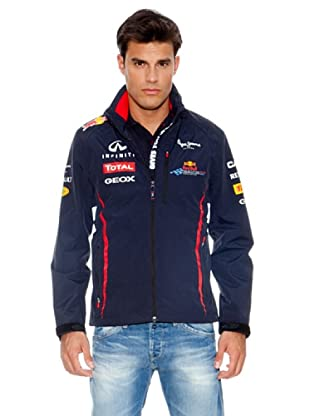 Pepe Jeans Sweatjacke Replica Team Rain Jacket (Blau)