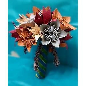 Cherish-a-Design Handmade Paper Flower Bouquet