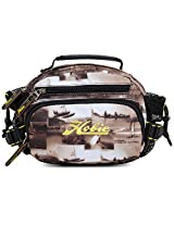 Hobie Casual 2 liters Polyester Brown Waist Pack (H128723007)