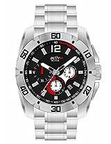 WESTAR Analog Black Dial Men's Watch - 9721STN203