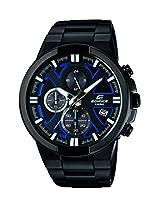 Casio Edifice Analog Black Dial Men's Watch - EFR-544BK-1A2VUDF(EX228)