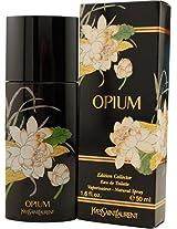 Opium By Yves Saint Laurent For Women. Eau De Toilette Spray 1.6-Ounce (collector's Edition)