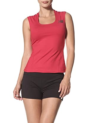 Anue Women's Soaring Shell Top (Persian Red)