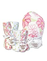 Blooming Bouquet Gift Sets Hula Baby 3 Pk Set By Trend Lab