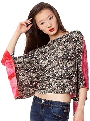 Custo Camiseta Mangou (Multicolor)