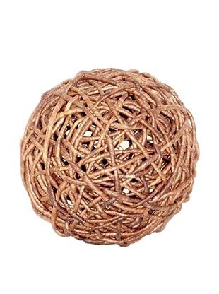 Pomeroy Woven Decorative Sphere, Medium