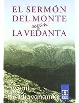 El Sermon Del Monte Segun Vedanta/ The Sermon on the Mount According to Vedanta (Horus)
