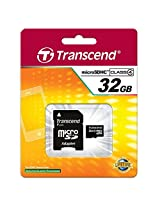 Samsung GALAXY CORE PRIME Cell Phone Memory Card 32GB microSDHC Memory Card with SD Adapter