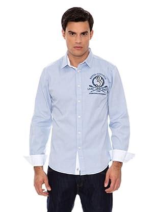 Springfield Camisa Numero Codera (Azul Marino)