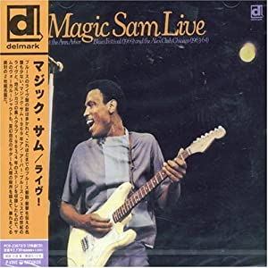 Magic Sam Live!