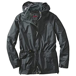 WeatherEdge Port Townsend Insulated Parka: Black