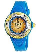 Titan Zoop Analog Orange Dial Children's Watch - C1002PP03A