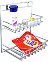 Now & Ever Stainless Steel Detergent Holder, Silver , 1-Piece