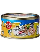 Golden Prize Tuna Chunks in Soya Bean Oil, 185g