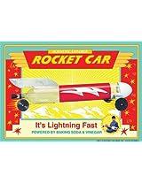 POOF-Slinky 0SA203 Scientific Explorer Rocket Car Science Kit, Lark, Amuse, Trifle, Twiddle