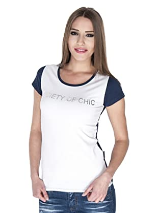 Giorgio Di Mare Camiseta Julietta (Blanco)