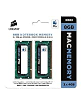 Corsair CMSA8GX3M2A1333C9 8GB  Mac Memory Kit