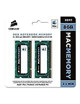 Corsair CMSA8GX3M2A1333C9 8GB Mac Memory Kit