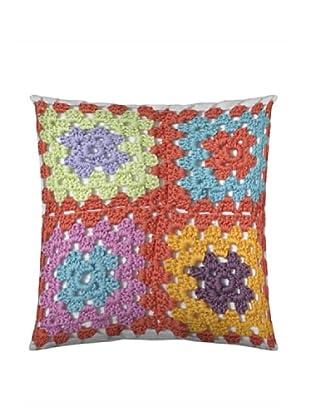 Funda de Cojín Cuento Iris (Multicolor)