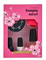 Konad Stamping Nail Art - Set T