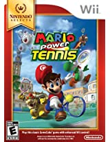 Mario Power Tennis (Nintendo Wii) (NTSC)